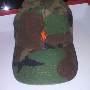 Army fatigue Polo Hat